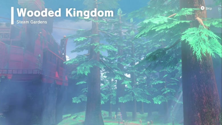 Wooded Kingdom: Walkthrough