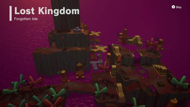 Lost Kingdom: Walkthrough