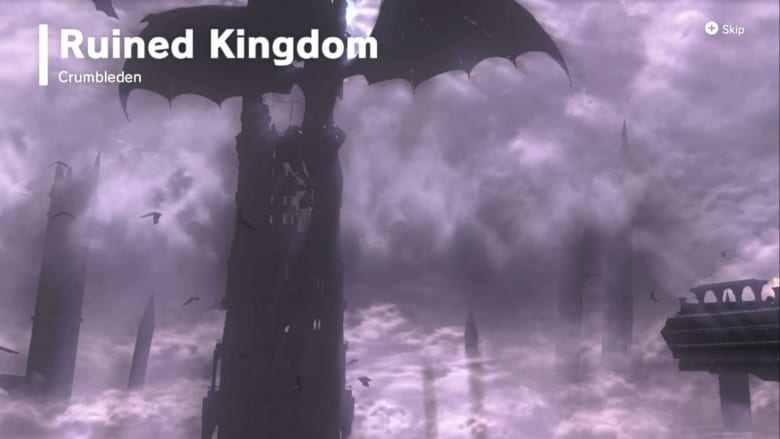 Ruined Kingdom: Walkthrough