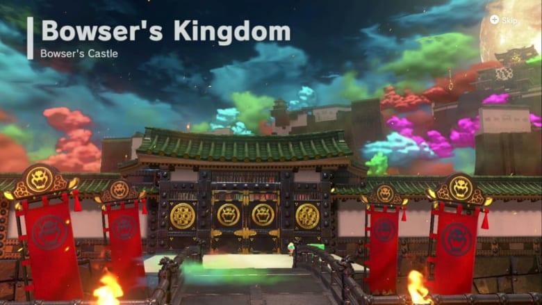 Super Mario 3D All-Stars - Bowser's Kingdom Walkthrough