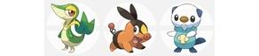 National Pokedex - Gen V Pokemon