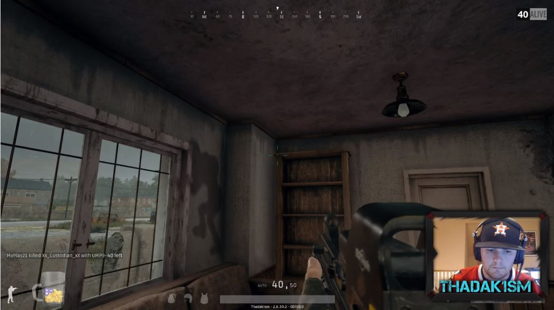 pubg shadow bug