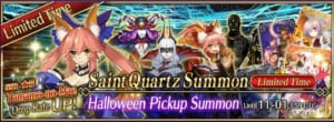Increased pick up summon for halloween