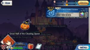Queen of Blood-Soaked Tomatoes Main Quest