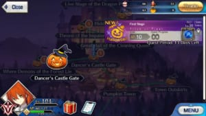 First Stage Halloween Free Quest