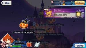 Third Stage Halloween Free Quest