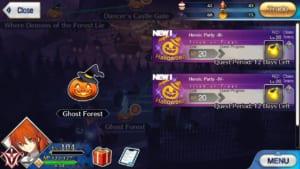 Heroic Quest IV Party Quest