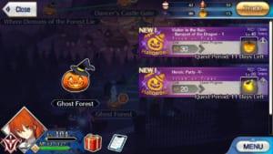Heroic Quest V Party Quest