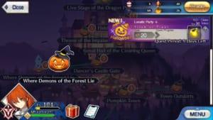 Lunatic Party I Quest