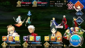 Lunatic Party Quest Battle