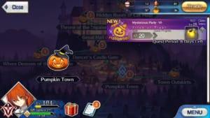 Mysterious Party VI Quest