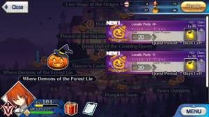 Lunatic Party IV Quest