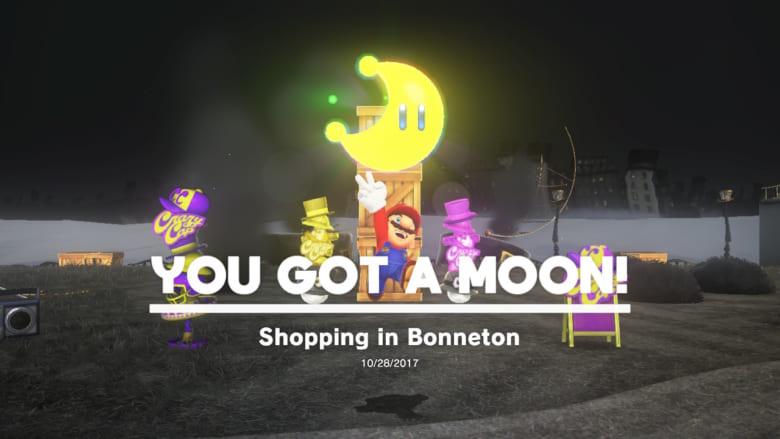 Shopping in Bonneton