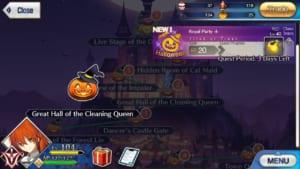 Royal Party I Quest