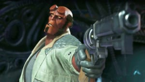 DLC Character Hellboy Reveal