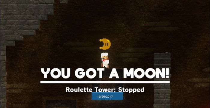 Ruined Kingdom Roulette Tower: Stopped