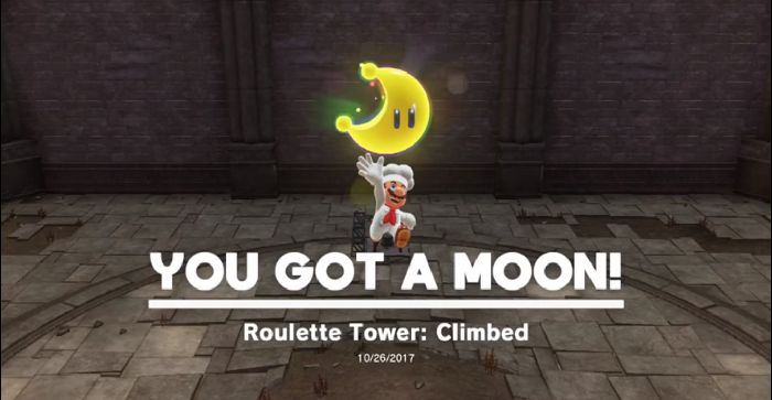 Ruined Kingdom Roulette Tower: Climbed
