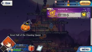 Royal Party III Quest