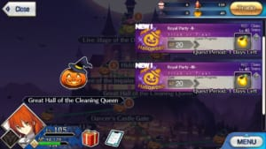 Royal Party II Quest