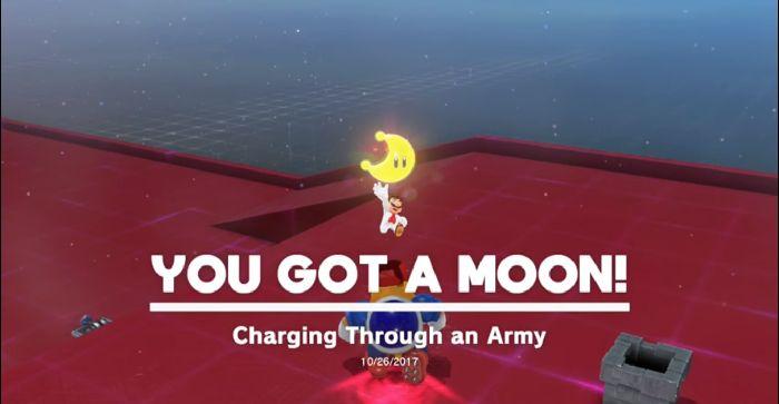 Ruined Kingdom Charging Through an Army