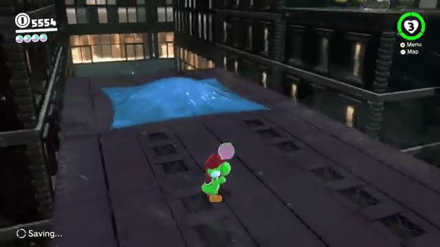 Yoshi Under Siege
