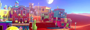 Super Mario 3D All-Stars - Sand Kingdom