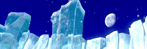 Super Mario 3D All-Stars - Snow Kingdom