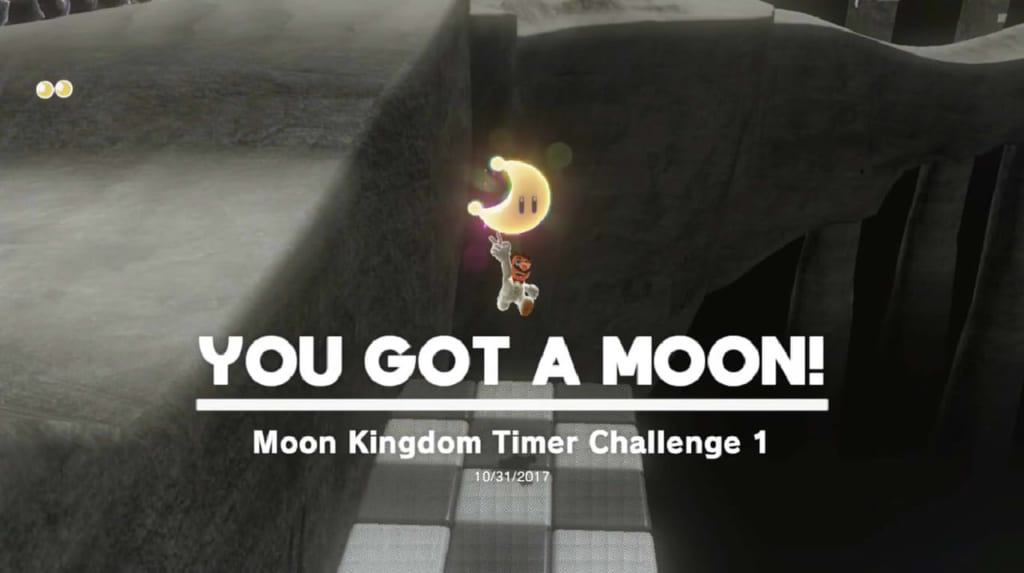 Moon Kingdom Timer Challenge 1