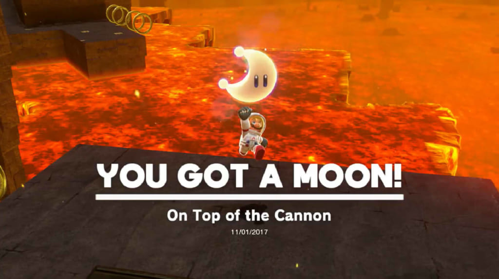 Moon Kingdom Power Moon No 12 On Top Of The Cannon Location