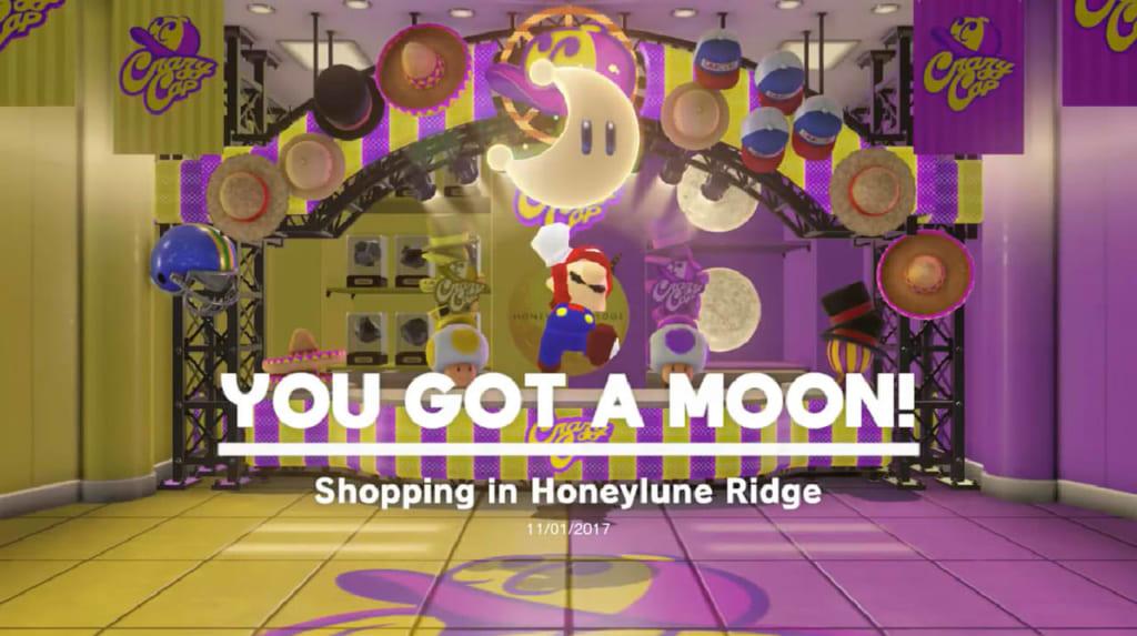 Shopping in Honeylune Ridge