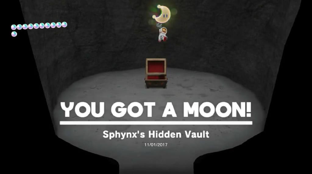Sphynx's Hidden Vault