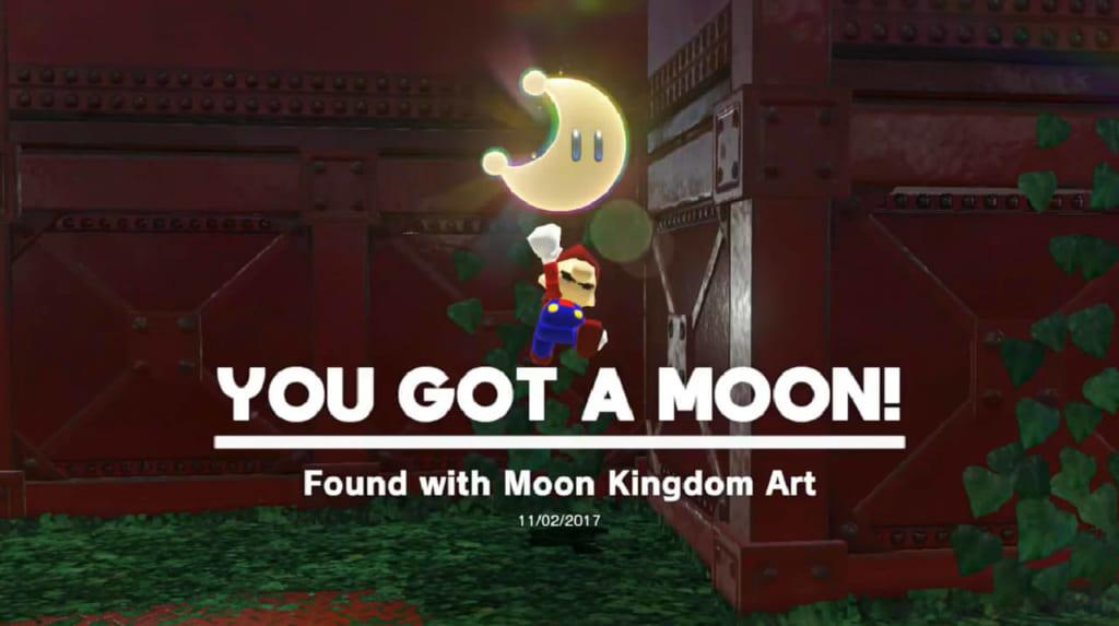 Found with Moon Kingdom Art