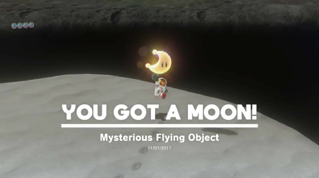 Mysterious Flying Object