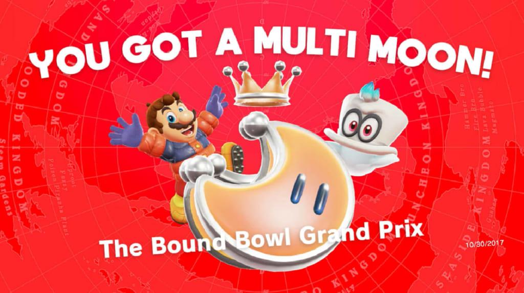 The Bound Bowl Grand Prix