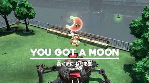 Metro Kingdom Power Moon No 15 Hidden In The Scrap