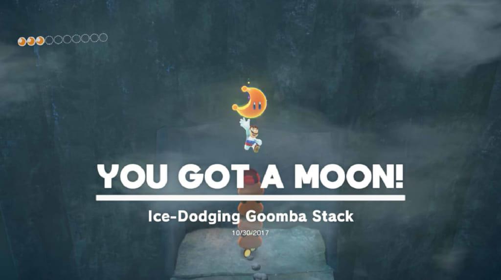 Ice-Dodging Goomba Stack