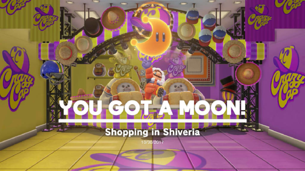 Shopping in Shiveria