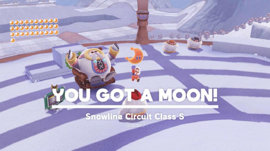 Snowline Circuit Class S