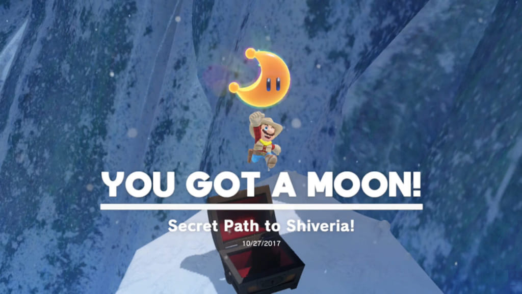 Secret Path to Shiveria!