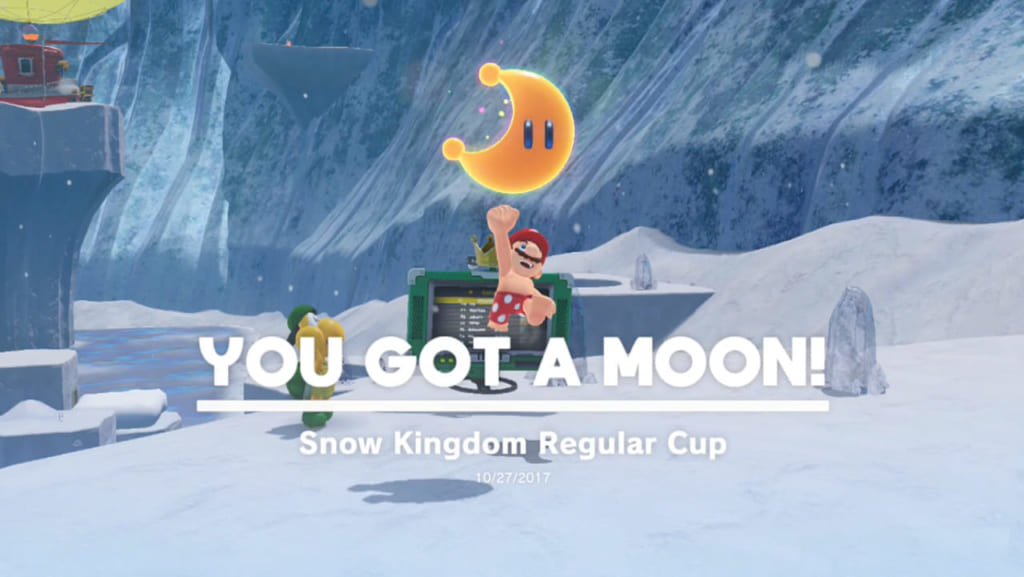 Snow Kingdom Regular Cup