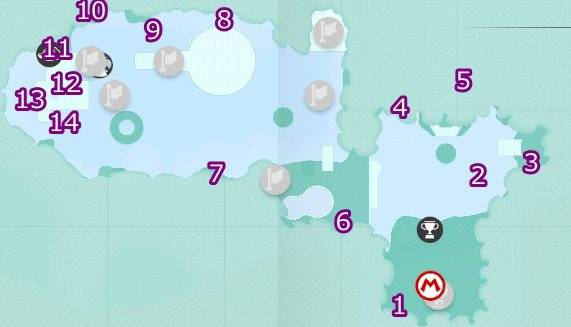 Lake Kingdom Purple Coin Locations Guide Samurai Gamers