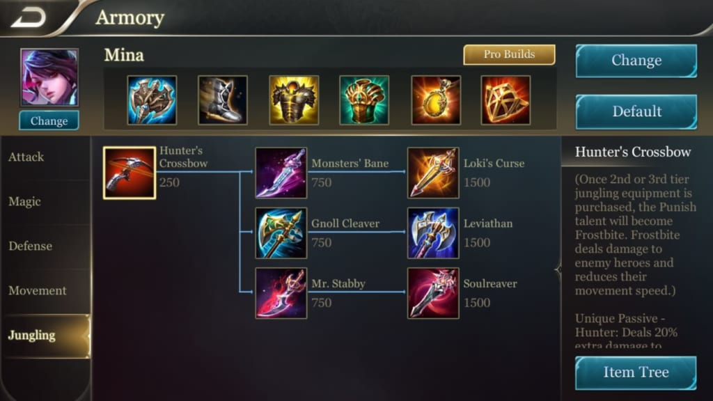 Arena of Valor Armory 8