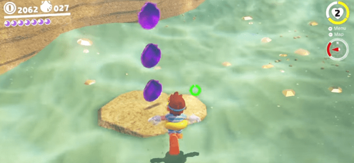 Seaside Kingdom Purple Coin Locations