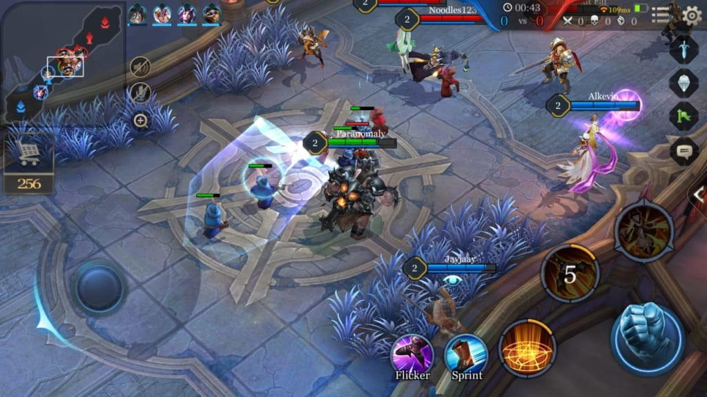 Arena of Valor Abyssal Clash
