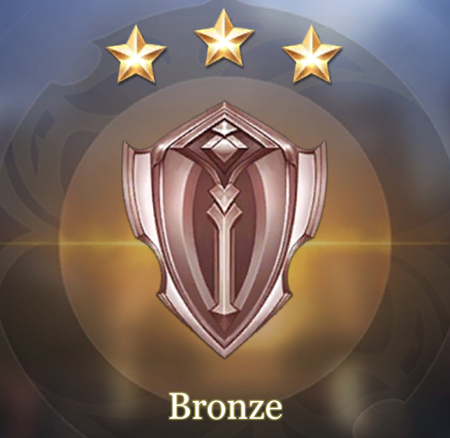 Arena of Valor Bronze