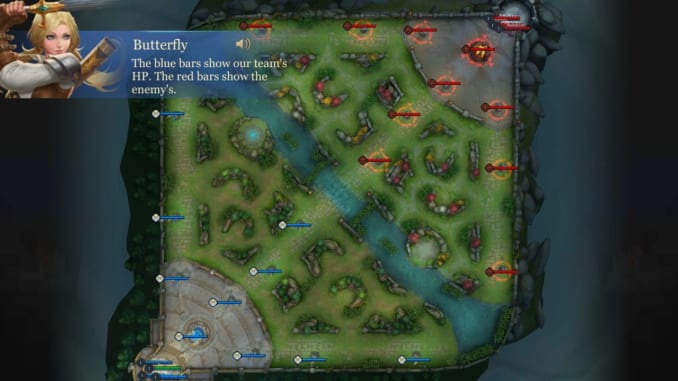 Arena of Valor Match Guide - Map