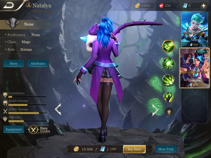 Arena of Valor HEROES GUIDE 2