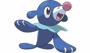 Gen 7 Starter Water-type Pokemon: Popplio