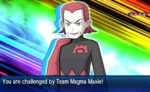 Team Magma Leader Maxie