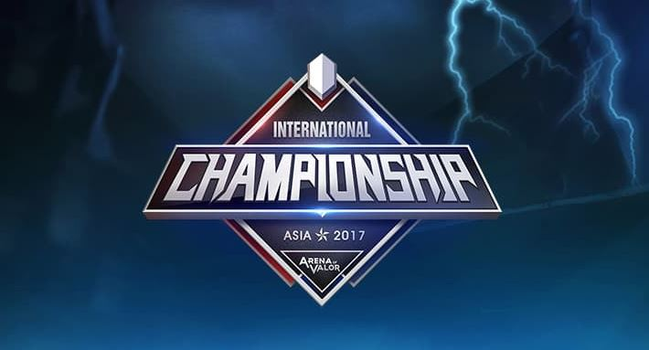 Arena of Valor International Championship (AIC) 2017